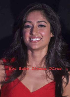 Hot Babe Ileana DCruz